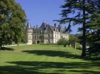 Idée de Sortie Saint Martin le Beau Château de la Bourdaisière