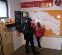 Idée de Sortie Saint Claude de Diray Votre rendez-vous avec la Loire : 300 m² de découverte interactive