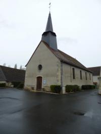 Idée de Sortie Ambrault Eglise Saint-Jean-L'évangéliste