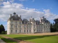 Idée de Sortie Cour Cheverny Château de Cheverny