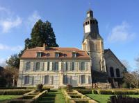 Collège Royal et Militaire de Thiron-Gardais musée et jardin Eure et Loir