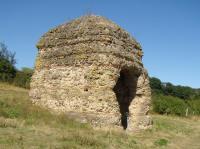 Idée de Sortie Montigny Tour de Grisset, cella d'un temple gallo-romain