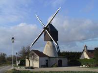Idée de Sortie Saint Dyé sur Loire Moulin Saint-Jacques