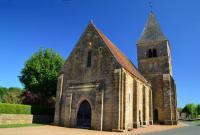 Idée de Sortie Lacs Eglise Saint-Martin