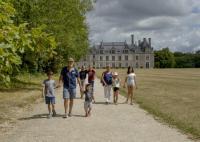 Parc et Chateau de Beauregard Loir et Cher