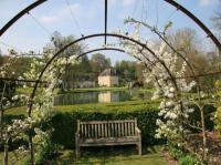 Jardin du Plessis Sasnières Loir et Cher