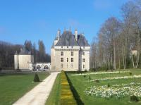 Idée de Sortie Vignoux sous les Aix Parc du Château de Maubranche