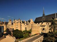 Chateau de Montreuil-Bellay Maine et Loire
