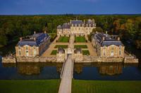 Chateau de La Ferté Saint-Aubin Loiret