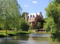 Chateau de Montrésor Indre et Loire