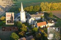 Idée de Sortie Richelieu Abbaye Royale Saint-Michel de Bois-Aubry