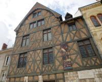 Maison de Jeanne d´Arc Loiret