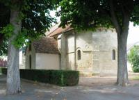 Idée de Sortie Plou Eglise romane