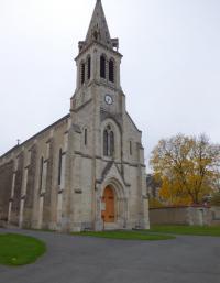 Idée de Sortie Saint Août Eglise Saint-Martin