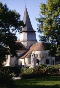 Idée de Sortie Graçay Eglise Saint Austrégésile - Berry Roman