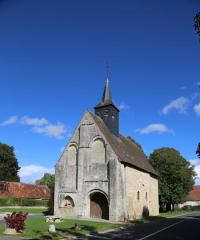 Idée de Sortie Mâron Eglise Saint-Saturnin