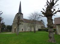 Idée de Sortie Mareuil sur Arnon Eglise Saint-Martin