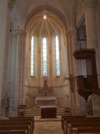 Idée de Sortie Ligueil Eglise de Ferrière