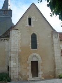 Idée de Sortie Saint Gaultier Eglise Saint-Denis de Rivarennes