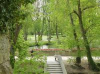 Idée de Sortie Allogny Jardin du duc Jean de Berry