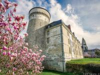 Chateau de Tours Indre et Loire