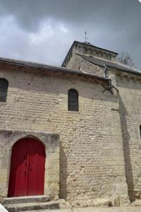Idée de Sortie Chanceaux sur Choisille Chapelle Saint-Georges