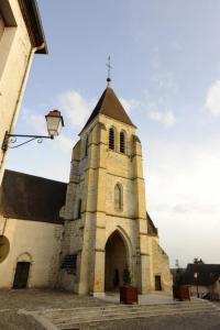 Idée de Sortie Méry sur Cher Eglise Notre-Dame