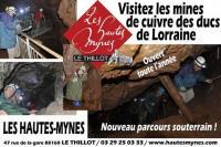 Idée de Sortie Le Ménil LES HAUTES MYNES