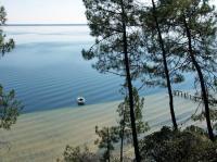 Lac de Cazaux Sanguinet