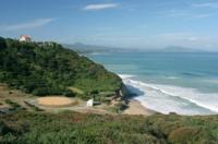 Landes et plage d´Erretegia Ciboure