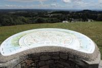 Idée de Sortie La Bastide l'Évêque Point de vue panoramique et Table d'orientation
