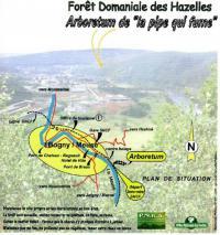 Idée de Sortie Les Hautes Rivières Arboretum de La Pipe qui fume