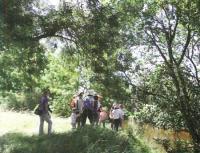 Idée de Sortie Mareuil sur Arnon L'Espace Naturel Sensible : « Sablons de Corquoy »