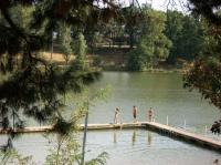 Lac de Damazan Espiens