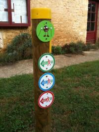 Idée de Sortie Mazeyrolles Parcours de Marche Nordique au Pays du Châtaignier