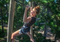 Idée de Sortie Urrugne Oihana Parc acrobatique en hauteur