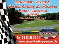 Idée de Sortie Saint Estèphe Circuit Karting du Périgord