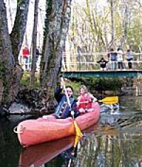 Idée de Sortie Porchères Base de loisirs et halte nautique de Saint-Seurin-sur-l'Isle