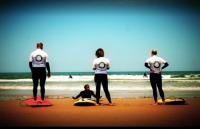 Idée de Sortie Biarritz Surf with Charlie