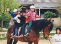 Idée de Sortie Saint Germain et Mons Centre Equestre Poney-Club Saint Sauveur