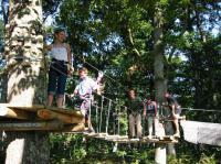 Idée de Sortie Ajat L'Appel de la Forêt - Parcours Aventure