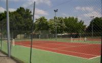 Idée de Sortie Cambo les Bains Court de tennis