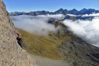 Idée de Sortie Louvie Juzon Rémi Thivel - Guide de haute montagne