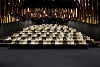 Idée de Sortie Lormont Auditorium Thomas Jefferson à La Cité du Vin à Bordeaux