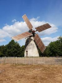 Idée de Sortie Chapdeuil Terra Aventura : Au Four et au Moulin