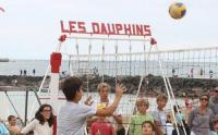 Idée de Sortie Bidart Club de plage Les Dauphins