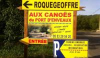 Idée de Sortie Bézenac Aux Canoës Roquegeoffre du Port d'Enveaux
