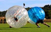 Idée de Sortie Saint Germain et Mons Bubble Bump -  Foot Fléchettes