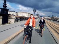 Idée de Sortie Bordeaux Bordeaux Bike Tour - balades à vélo