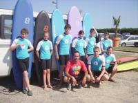 Idée de Sortie Boucau Ecole Tarnos Surf Academy